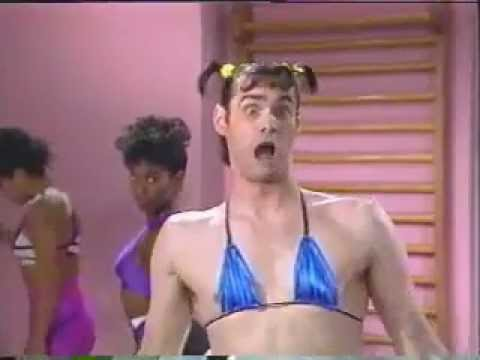 Jim Carrey - Workout (In living color)