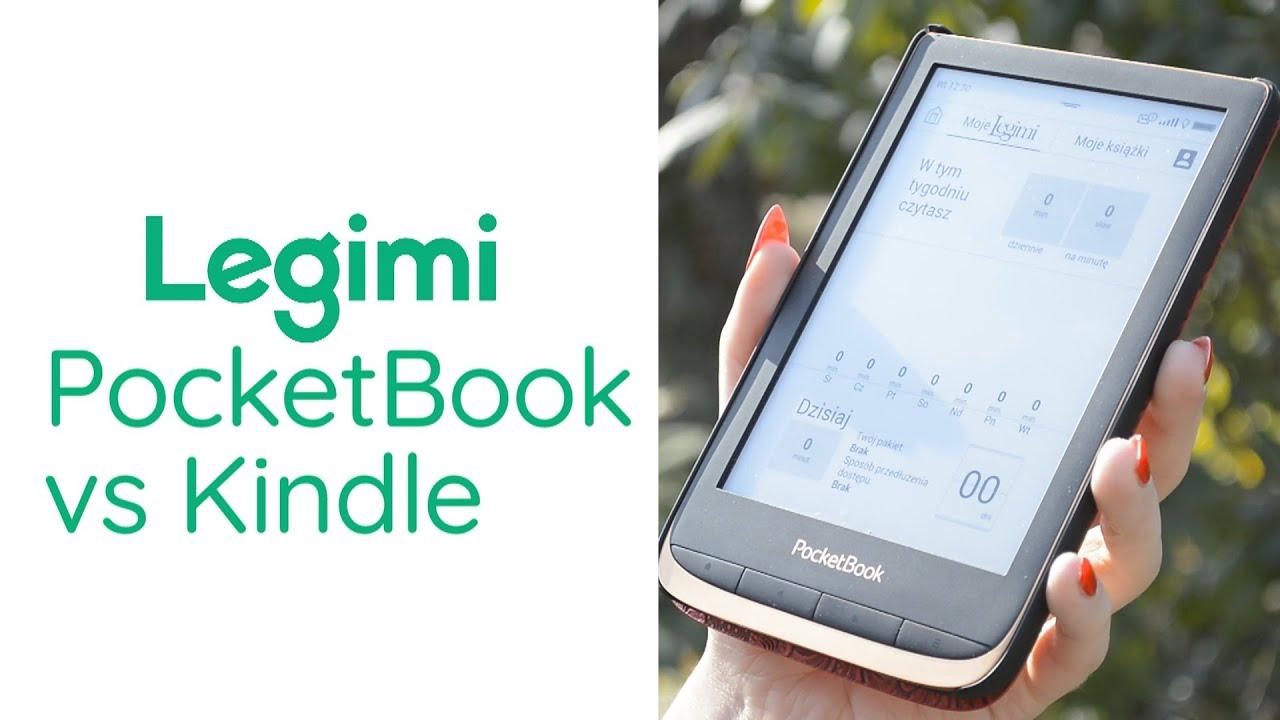 Jak dodawać książki z aplikacji Legimi na czytniki?