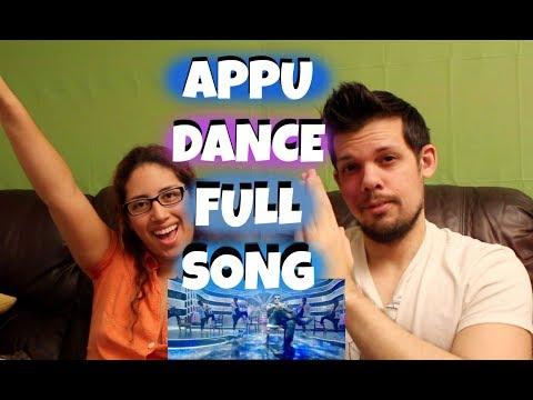 APPU Dance Full Song American REACTION!