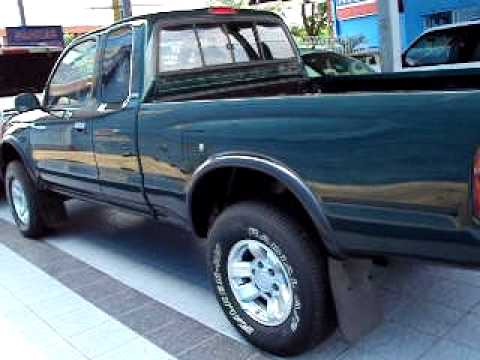 1999 toyota tacoma cabina y media youtube. Black Bedroom Furniture Sets. Home Design Ideas