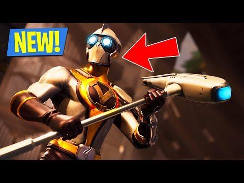 New Superhero Skin!! *Epic Venturion Outfit* (Fortnite Battle Royale)