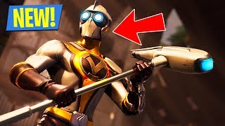 Nouvelle peau de super-héros! Tenue de Venturion épique (Fortnite Battle Royale)