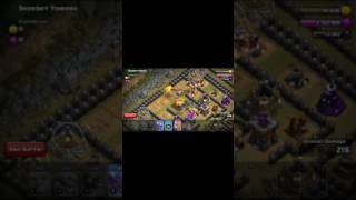How to destroy sherbet towers last goblin campus in clash of clans
