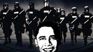 """OBAMA-LAW"": Obama to Seize All Police Forces"