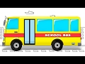 School Bus | Formation & Uses | Street Vehicle | Bus for Kids & Toddlers