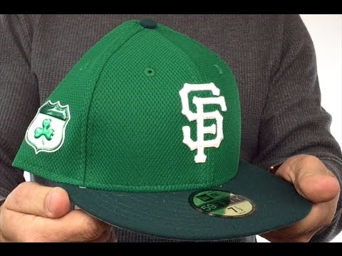 1e2bf7074 SF Giants '2017 ST PATRICKS DAY' Hat by New Era