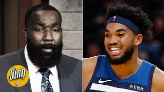Karl-Anthony Towns and Kendrick Perkins trade Twitter jabs over Wolves comments | The Jump