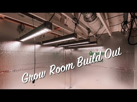 New LED Grow Room Build   Pacific Light Concepts