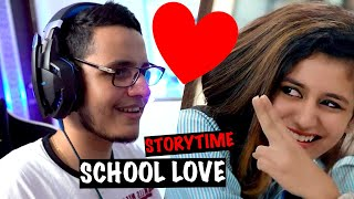My First Crush: School Love (Storytime)