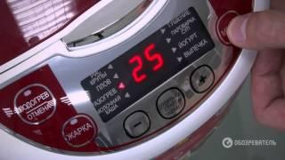 Мультиварка Moulinex MK705 тест драйв