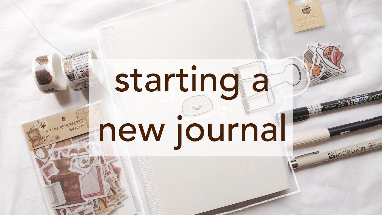 starting a new kpop journal