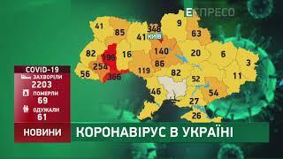 Коронавірус в Україні: статистика за 10 квітня