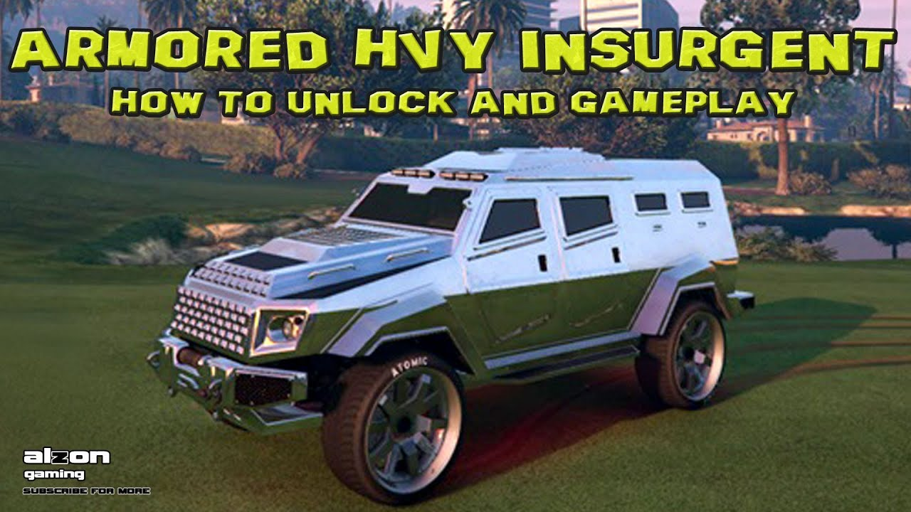 Where To Buy Armored Car Gta