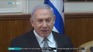Israel legalises West Bank settlement