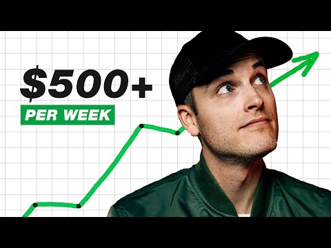 How to Make $500 a Week with a Small YouTube Channel