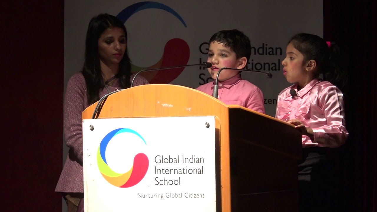 GIIS Noida Annual Day celebrations - Grade 1 & 2