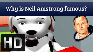 Why Neil Armstrong Famous