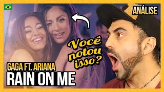 Baixar ANALISANDO Lady Gaga, Ariana Grande - Rain On Me (Official Music Video)