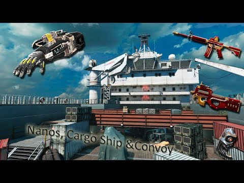 S.K.I.L.L. SF2 Nanos and Cargo Ship Update Review