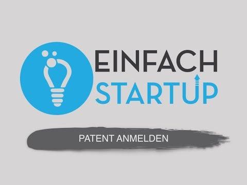 So Meldest Du Ein Patent An!
