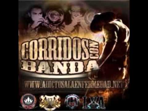 Mix Corridos Bandas (Original Banda el Limon, Banda El Recodo, Arrolladora Banda el Limon, Banda Ms)