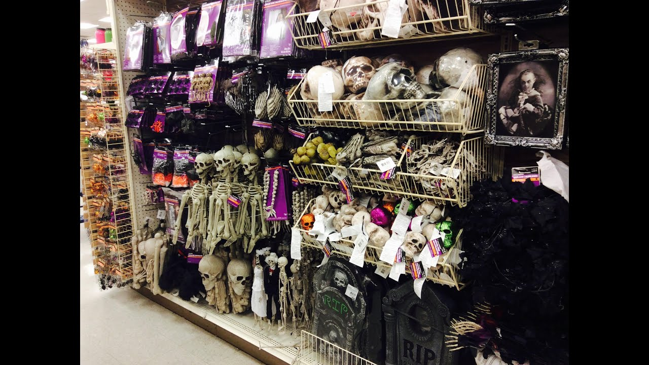 michaels halloween 2015 tricks n treats youtube - Walmart Halloween Decorations