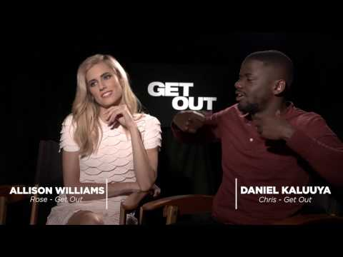 """Allison Williams & Daniel Kaluuya On """"Get Out's"""" Hypnosis Scene from YouTube · Duration:  1 minutes 9 seconds"""