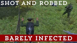Shot and Robbed - DayZ Standalone - 60FPS