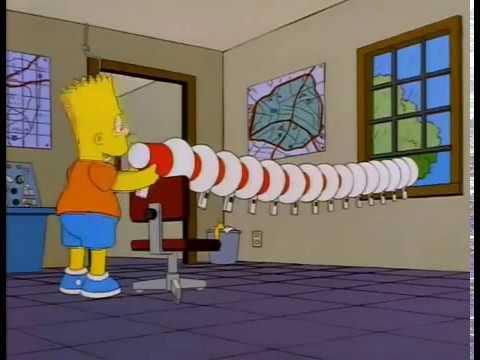 Саня хуй соси (The Simpsons)
