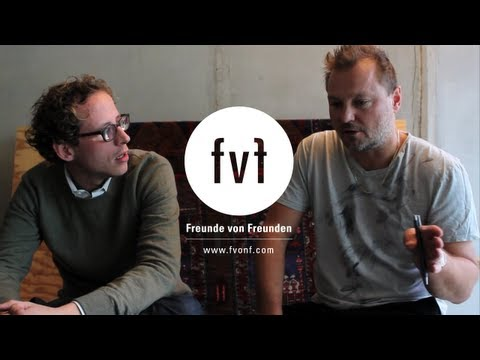 Freunde von Freunden - Johann König & Jürgen Teller