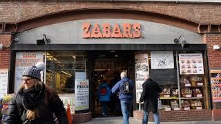 Zabar's in Upper West Side, NY