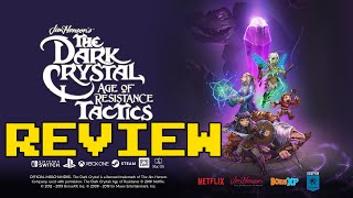 The Dark Crystal Age of Resistance Tactics Review (Video Game Video Review)