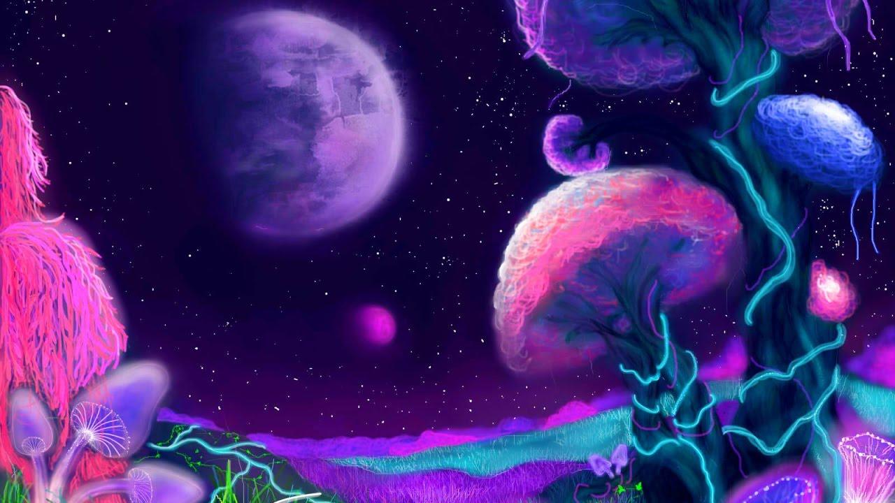 Картинки космос сказочные