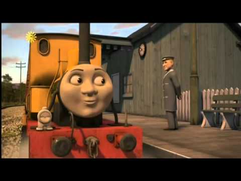 Duncan and the Grumpy Passenger - UK - HD