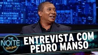 The Noite (11/06/15) - Entrevista com Pedro Manso
