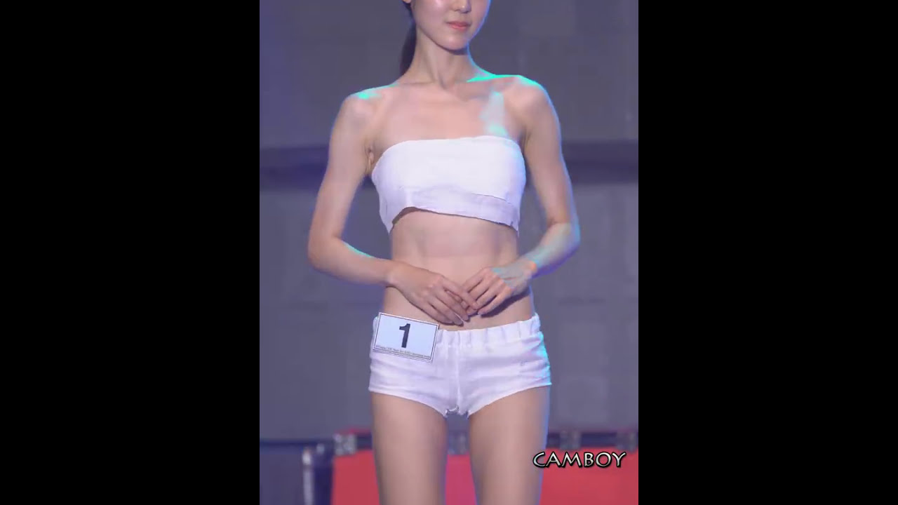 2016 ISMC 머슬바디코리아 - Bikini 비키니모델 1위 서리나 직캠fancam