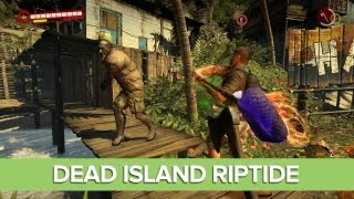 Dead Island Riptide Xbox  Co Op Split Screen