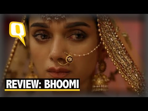 'Bhoomi' Review: Dutt's Stale 'Rape Revenge' Drama Fails to Click