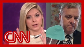 Hospital's mask-making method amazes CNN's Kate Bolduan