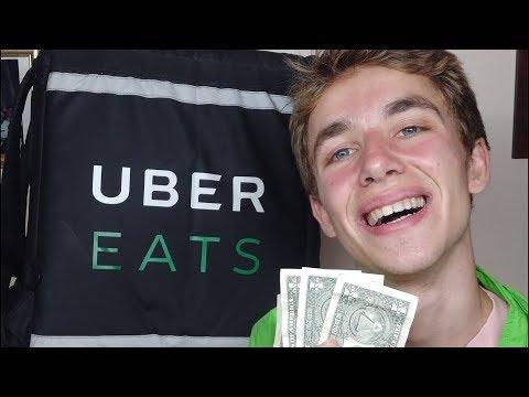 Ile Zarobiłem Przez Rok W Uber Eats?