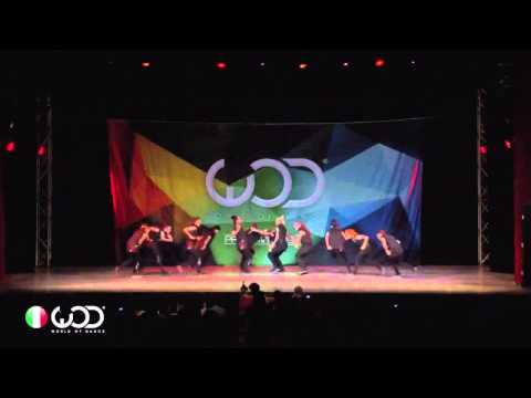 D Side Fam Upper Division World of Dance Italy Qualifiers 20 FREEWAY DC