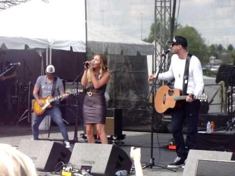 Chase Rice & Macy Maloy - Ride - Live - Arlington, TX