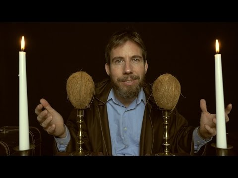 The Cult of Calming Coconuts [ ASMR ]