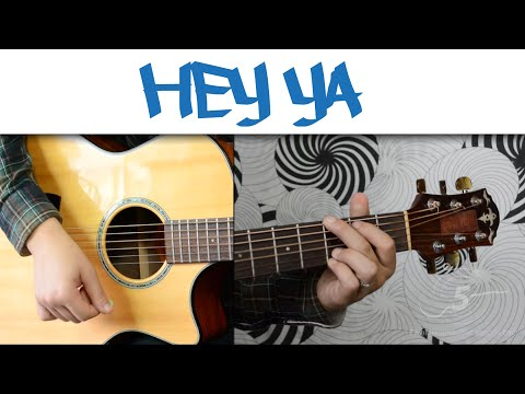 Hey Ya - Outkast | Easy Guitar Tutorial, Simple Chords and Strumming
