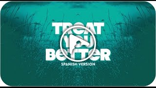 Treat You Better (spanish version) - (Originally by Shawn Mendes) thumbnail