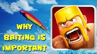 Clash of Clans - WHY BAITING IS IMPORTANT