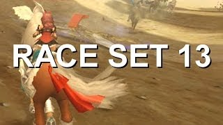 Alicia Online Gameplay {Horse Racing} [RACE SET 13] --- 11/24/2013