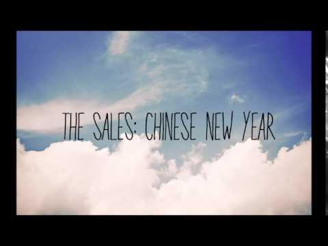 Sales - Chinese New year lyrics