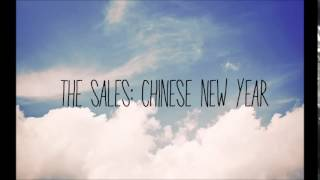 Sales - Chinese New year lyrics