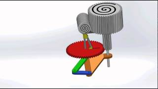 Fan Oscillation Mechanism (UofT MIE 301 Final Project)